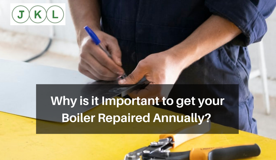 Why is it Important to get your Boiler Repaired Annually?